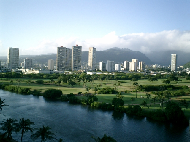 Hawaiidandy navigation ハワイ 観光 街並みナビ