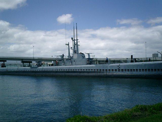 潜水艦展示
