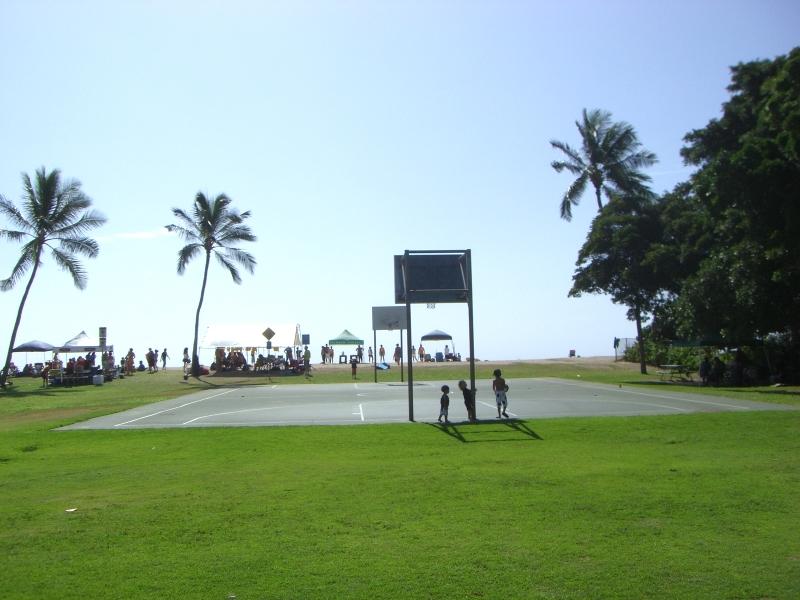 こちらはEwa Beach Park