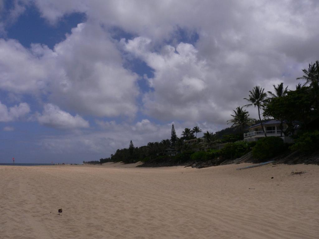 ビーチ沿いの家-2