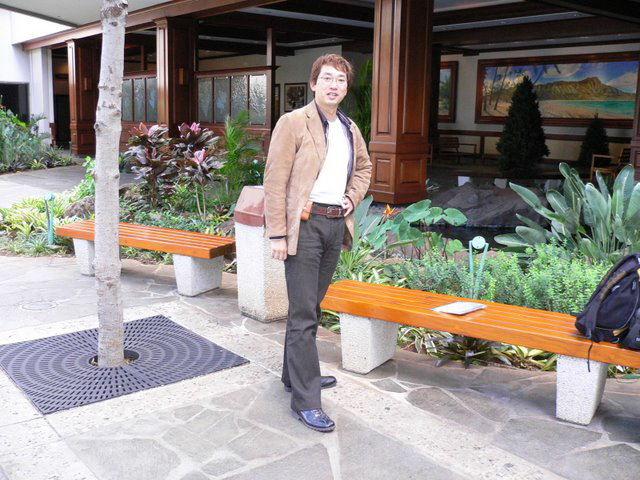 Hotel entrance -2