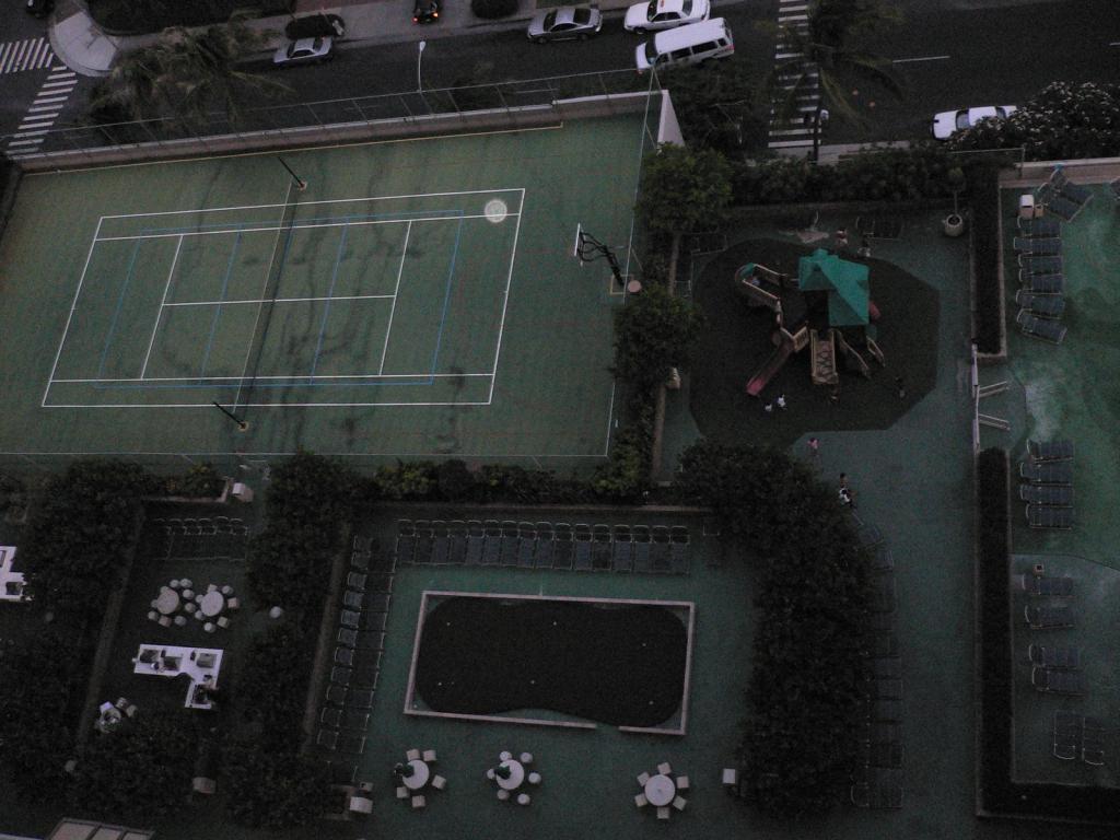 tennis court(テニス コート)