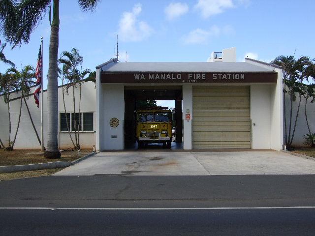"""""""WA MANALO"""" Fire Station"""