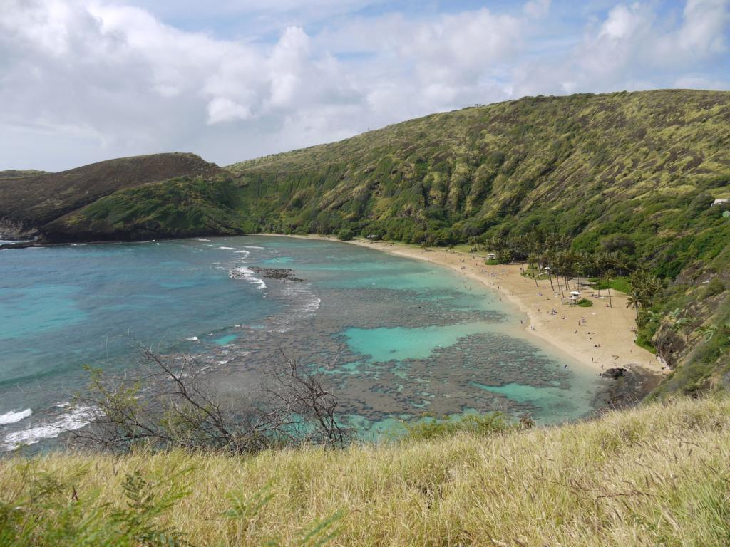 Overview of Hanauma Bay