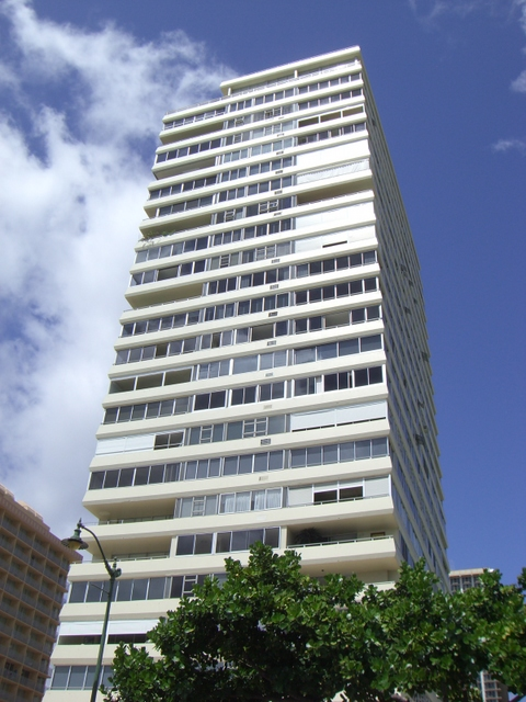 Foster Tower